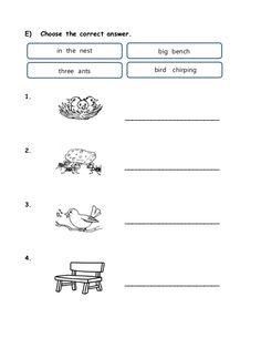 Image Result For Bahan Prasekolah Lembaran Kerja Bahasa Inggeris Classroom Math