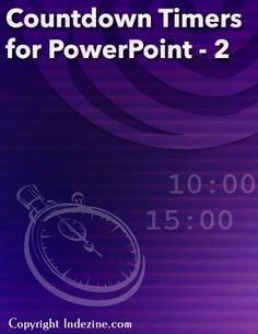 powerpoint countdown timer template download