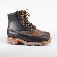 Viberg - Mallory Boot Great for ice!