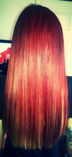 Two Toned Ombre