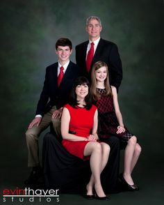 Evin Thayer Photography; Houston Photography; Professional Photography; Family Portraits; Family Formal Photos;