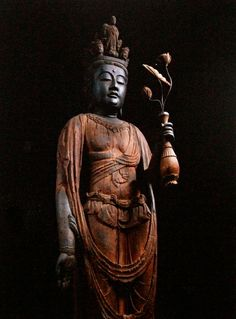 Daian-ji eleven faces Kannon