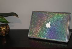 Glitter Skin for all Macbooks by KingofDecals on Etsy
