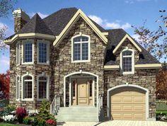 Plan #138-228 - Houseplans.com