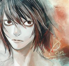 Death Note — L