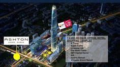Ashton Asoke Rama 9 Super Luxury Condo with Best View of New Rama 9 CBD and Bangkok's Super Tower Info: http://www.myfavprop.com/properties/ashton-asoke-rama-9/