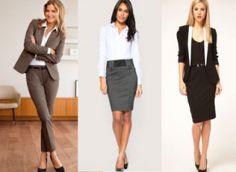 Como Vestir Para Una Entrevista De Trabajo ropa vestir Trabajo profesional entrevista actitud Noe.Moda