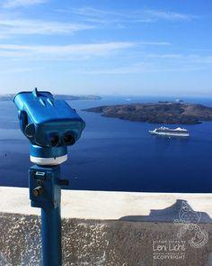 Thira - Fira #santorini #santorin #griechischeinseln #Greek Islands #ägäis #aegean #aegeansea #aegeanislands #kykladen #cyclades #fira #thira