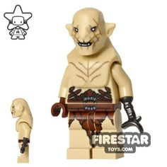 LEGO The Hobbit Mini Figure - Azog | The Hobbit LEGO Minifigures | LEGO Minifigures | Firestartoys.com