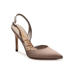 These are cute, but maybe not dressy enough.