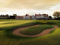 Muirfield GC, East Lothian.  Played against members for Edinburgh University.  We would win morning foursomes but always lose singles in afternoon due to G and Port