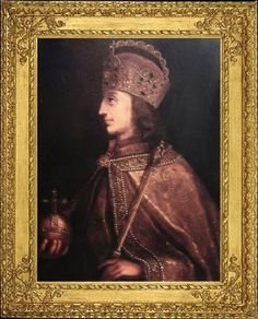 Holy Roman Emperor Louis IV Wittelsbach - 1314-1346