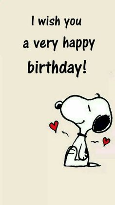Happy Birthday Quotes For Friends, Happy Birthday Wishes Cards, Happy Birthday Pictures, Happy Birthday Funny, Funny Happy, Birthday Memes, Snoopy Birthday Images, Happy Birthday Charlie Brown, Birthday Sayings