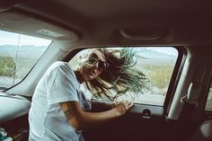jackbelli: Somewhere on the I-40 west with my lady