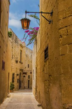 View of the Historic Medina on Malta by davemacnoodles59