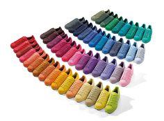 OMG. Ik kan niet kiezen...  Pharrell x Adidas Originals Supercolor