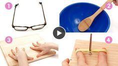 Si vous pensez que les élastiques ne servent pas à grand chose, cette vidéo va vous prouver le contraire ! Voici 10...