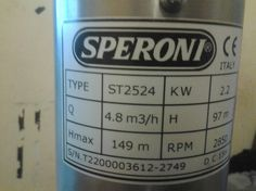 R Iam selling a brand new submersible pump head with its box.its a 50 hz model