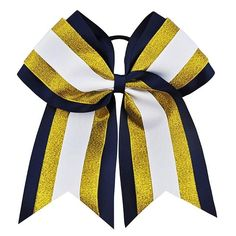 Cheap cheer bows, Buy Quality cheerleading hair bows directly from China hair bows Suppliers: 8 Inch Grils Cheerleading Hair Bows With Elastic Bands Girls Kids Grosgrain Cheer Bows With Gold Silver Organza Hair Accessories Cheerleading Hair Bows, Cheer Bows, Big Hair Bows, Baby Accessories, Grosgrain, Her Hair, Ponytail, Girl Outfits, Silver