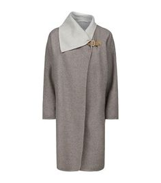 Max Mara Buckle Neck Tweed Coat available to buy at Harrods. Shop MaxMara coats online and earn Rewards points.