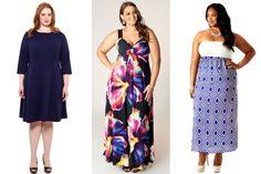 Rectangle Body Shape – Plus Size Fashion Tips