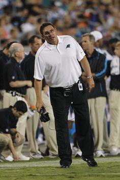 head coach Ron Rivera