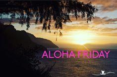 Happy Aloha Friday