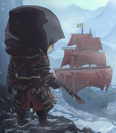 The Hunt Begin !!March 24 !! Assassin's Creed Rogue is now available for PC in Asian countries !!CONGRATULATIONS !!