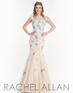 Rachel Allan Prom Dress 6827 - Everything4pageants.com