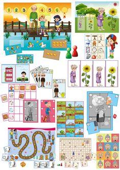 Spellenpakket opa en oma, met 10 prachtige spellen, kinderboekenweek 2016, grootouder, kleuteridee.nl, kleuteruniversiteit.