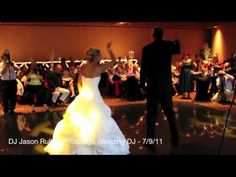 Unique Father/Daughter Dance at Stratigo's Banquet Center in Irwin, PA. DJ Jason Rullo edited a father/daughter mix with songs requested by the Bride so that. Country Wedding Songs, Wedding Dance Songs, Dance Floor Wedding, Wedding Playlist, Wedding Music, Wedding Bride, Dream Wedding, Wedding Shot, Country Weddings