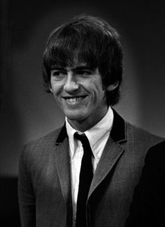 I Saw The Beatles Why Would Want To Go And See A Man Smiley SmileGeorge HarrisonThe