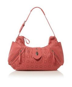 FLOWER HOLE ZIP TRENDY BAG http://everythingfor10pounds.co.uk/accessories/bags/flower-hole-zip-trendy-bag.html