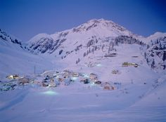Stuben is a friendly, unspoiled village linked over the Arlberg pass to St Anton.