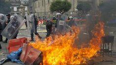México: #13SepMx Crónica de un desalojo anunciado (a un año del desalojo de la CNTE del Zócalo capitalino)