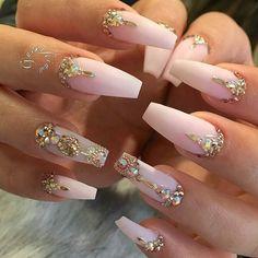 963 отметок «Нравится», 7 комментариев — Cariesha Brown (@cariesha_) в Instagram: «#nail #nailsoftheday #selfie #mani #bronx #nails #nailswag #nailpolish #swarovskicrystals…»