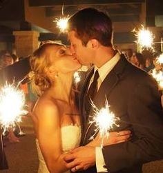 The longest lasting and brightest sparklers on the market, our 36 inch sparklers for a wedding are produced on steel wire which means they are considered smokeless and ensure high quality, smoke-free photographs!
