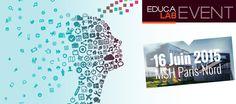 Educalab Event: Lycéens, étudiants et industriels se mobilisent pour la formation de demain #Educalab