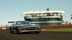 Gran turismo 6. Mercedes SLS GT3