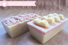Lingotes de jabón artesano*soap