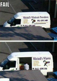 Advertisement fail!