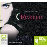 Marked - This series is very interesting. I couldn't put it down. I am waiting for the next book to be released!