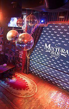 Mixtura Bar  by Cross Art Studio, г. Нижний Новгород,  Нижневолжская набережная, д. 16