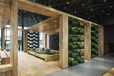 IADC, Gardening Box, Shanghai, China. Image Courtesy of INSIDE