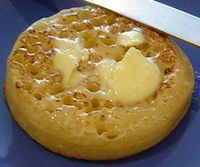 DIY Crumpets - REAL English Muffins (25 freezable crumpets (cross between pancake and english muffin) - just pop in the toaster to reheat!