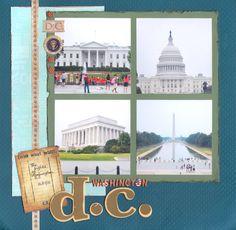 Washington D.C. - Scrapbook.com