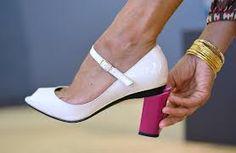 exchangeable heel   by Tanya Heath