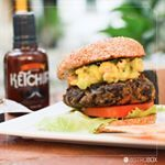 Hambúrger vegetariano | BistroBox - Descubra novos sabores