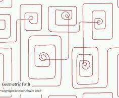 Geometric Path-Kristin Hoftyzer 2010