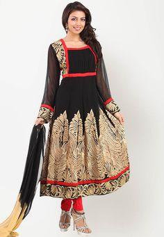 #Suit - #SALWARSUIT - #jabongworld #salwar suits #indianethinc #ethnic indian ethnic wear #sareez